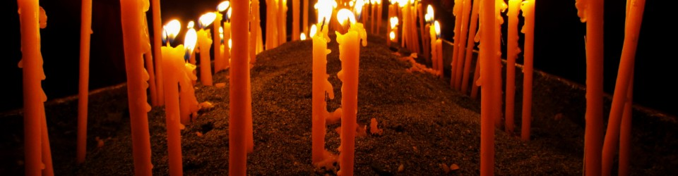 geghard-candles